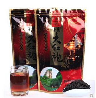Free-Shipping-Premium-250g-Chinese-Oolong-Tea-Big-Red-Robe-Dahongpao