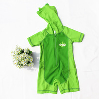 Free shipping for 3-24mths, Sunsafe swimwear one piece beachwear, Unisex baby swiming wear, Kid swimsuit, Children clothing