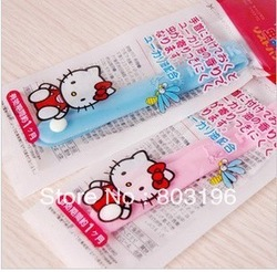 Wholesale Free Shipping 50PCS/Lot Hello Kitty Mosquito Repellent Bracelets Mosquito Killers Silicone Mosquito Repellent Bands(China (Mainland))