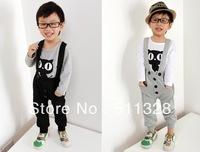 FREE SHIPPING children suits boys suit  sets boy clothes sport suits for boy children's sport suits  suit children's