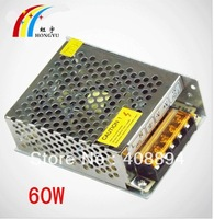 High Quality DC 12V LED Power Supply for Led strip Light,Input AC220V transformer for led tape, 60W Constant Current LED Driver