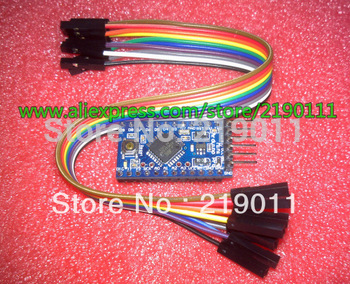 New Atmega328 3.3v Version Pro Mini Module 8M For Arduino Compatible Free Shipping
