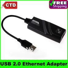 USB 2.0 Gigabit Lan Ethernet Adapter 10/ 100/ 1000Mbps(China (Mainland))
