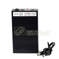 12V DC 6800mAh Rechargeable Li-ion Battery CCTV Camera With Charger CB02