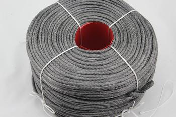 Free shipping 6mm 100m sailplane winch rope SL Dyneema fiber rope