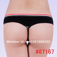women cotton lace 6color 6pcs sexy underwear/ladies panties/lingerie/bikini underwear pants/ thong/g-string 7167