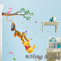 Free shipping  Wall Sticker Vinyl Home Decal Decor Removable Nursery Kids Art Baby room