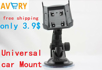 Car Mount Holder , Universal Car Bracket Fix the Car GPS Car DVR F500 F900 K2000 holder+ back frame. Free Shipping ! Wholesale !