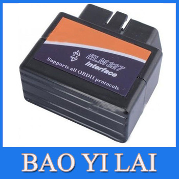 Wireless OBD2 OBD 2 OBDII OBD-II Bluetooth elm327 Car Auto Automotive scanner Diagnostic Tool