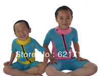 Submersible 2.5mm child clothing submersible clothing sun protection swimwear clothing