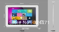 10.1 inch Cube U30GT2 32GB RK3188 Quad Core Android 4.1 Tablet PC Retina 1920x1200 2GB RAM Gyroscope Bluetooth Ext.3G