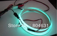 18mm*1350mm palegreen El tape + DC12V inverter