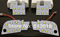 Free shipping 1set KIA K5 High version and Kia K7 5050 LED Dome light, Car interior reading light