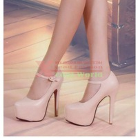 Fashion high heel ladies shoes Free shipping New arrive pumps women's high-heeled shoes sexy ultra high heels wedding shoes