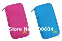 10pcs/lot, 2014 High Quality  Multifunctional Women Men Travel Passport Holder/ bag /Pouch /Case, Girl's gift
