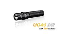 Free Shipping Fenix UC40 UE  Ultimate XM-L2 LED rechargeable flashlight 960 lumens kit