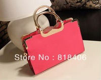 new fashion OL Women's handbag  2013 female handbag shoulder bag black two color