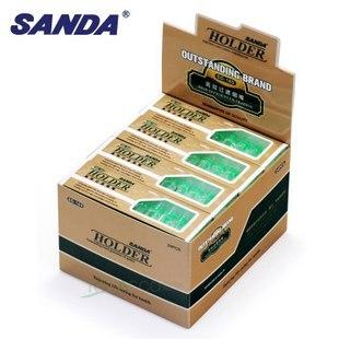 240pcs/lot High-Efficient Filtration Disposable Resin Cigarette Filter Holder #SD-165(China (Mainland))