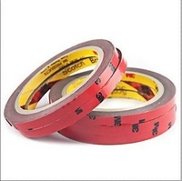3M Sticker Auto Double Foam Faced Adhesive Tape, Vehicle Double Sides Sticker,Double Tissue Tape for Car ,free shipping