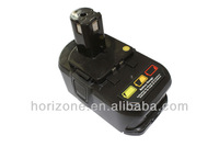 Replacement RYOBI 18V 3.0Ah ONE+ Lithuim ion power Tool battery