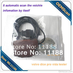 2013 Newest volvo dice Pro VIDA 2012D or 2012A free shipping-----support self test &amp; firmware update(China (Mainland))