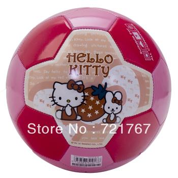 Hello Kitty 3# PVC Football