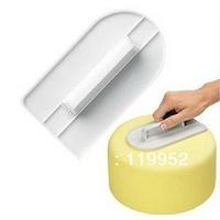 Hot Cake Fondant Tools! Cake Smoother Decorating Polisher Sugarcraft Sharp Edge Kitchen tools10pcs/lot