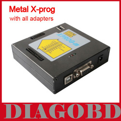 Latest version X PROG M ECU PROGRAMMER XPROG M v5.3(China (Mainland))