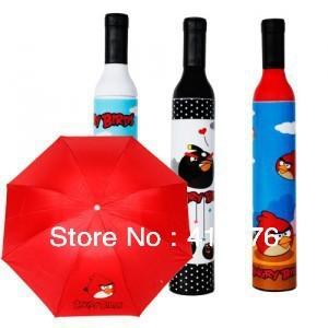 free shipping cheap sale wholesale supply creative cartoon  red umbrella umbrellas wholesale cartoon umbrella