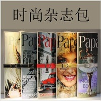 2013 new fashion magazines Bags Evening Bags PAPA posters cover handbags