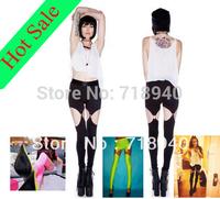 Fashion 2013 spaghetti strap legging pants garter slim legging  three colour