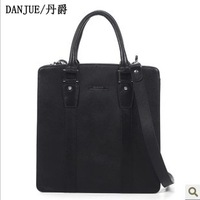 2013 Fashion new arrived leather bag men's business briefcase for men's bag brand hot selling Cool D90030-2
