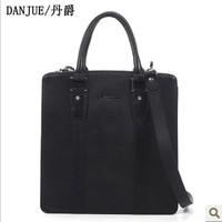 2013 Fashion new arrived leather bag men's business briefcase for men's bag brand hot selling Cool D90030-2