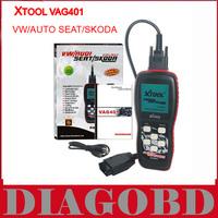 100% Original VAG401 Auto SCANNER Work for VW/AUDI/SEAT/SKODA+update via internet
