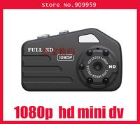 T9000 infrared night vision mini camera 1080p full hd mini dv belt viewfinder small camera