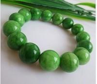 Free shipping 100% jade bracelets natural jade Beads bracelet natural gem bracelet