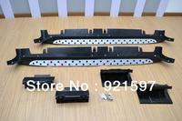 spot style aluminium alloy auto tuning body part for KIA Sportage R 2011-2012 running board side step bar free shipping FedEx