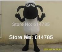 New Arrival Shaun The Sheep Mascot Costume Timmy Sheep Mascot Costume Free Shipping