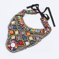 Min.order is $15(mix order) Wholesale retro/Vintage jewelry,Bohemia ethnic customs Necklace