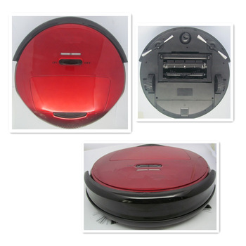 Vacuum cleaner/ Robot/ Auto-cleaning/With brush in bottom