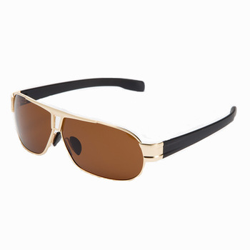 Brand aluminum magnesium polarized sunglasses male driving mirror driver sunglasses glasses