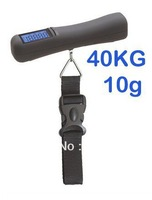 88Lb/40kg/1410oz*10g Digital Portable Travel Hanging Suitcase Baggage Luggage scale