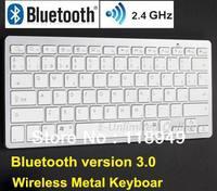 2.4G Spanish Bluetooth Wireless Keyboard Spanish Keyboard for Mac Ipad Iphone & Windows,Free Shipping By Fedex