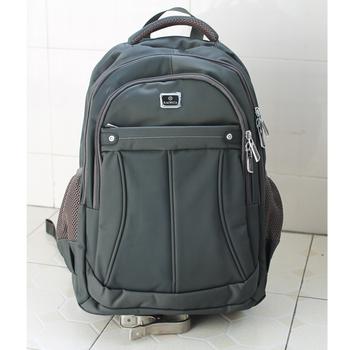 Portátil mochila bolsa de la escuela los estudiantes de secundaria comercial bolso viajes ocasionales 2014 de los hombres