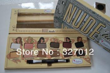1 pcs The balm NUDE tude 12 colors eyeshadow palette makeup 11.08g