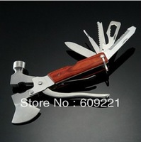 Outdoor multi-tool knife ax wrench utility knife folding knife Pliers multi-function pliers Multi Tools