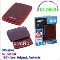 "SAMSUNG S2 500GB 2.5"" USB3.0/2.0  External Portable Hard  Drive, usb hard drive"