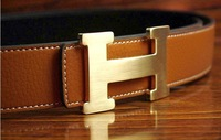 Casual fashion strap belt genuine leather cowhide general lovers