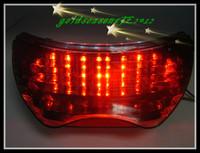 Smoke LED Tail Brake Light for Honda CBR 600 F4 99-00 / F4i 04-06 / CBR900RR 99