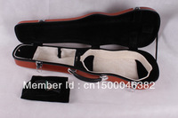 Very Beautiful Violin Case Fiber Glass Lemon yellow Strong Light Inside is Soft velvet material.(4/4 size) i can make any color